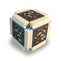 Блоки Майнкрафта 20 видов 3*3 см. Конструктор. Разборный кубик.