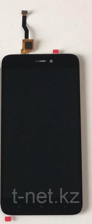 Дисплей Xiaomi Redmi Go с сенсором, цвет черный