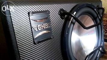 Сабвуфер автомобильный GB VT12