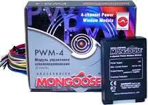 Модуль управления стеклоподъемниками Mongoose PWM-4