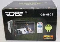 Автомагнитола GB-6805 (2DIN)