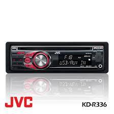 Автомагнитола JVC KD-R336