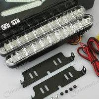 Универсальные дневные ходовые огни LED YF-650