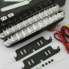Универсальные дневные ходовые огни LED YF-650 - фото 1