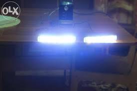Универсальные дневные ходовые огни LED YF-650 - фото 3