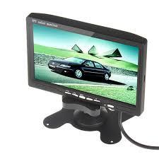 Автомобильный ТВ монитор 7 дюймов
