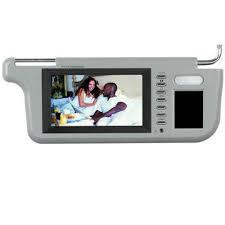 Солнцезащитный козырек автомобиля TFT LCD монитор