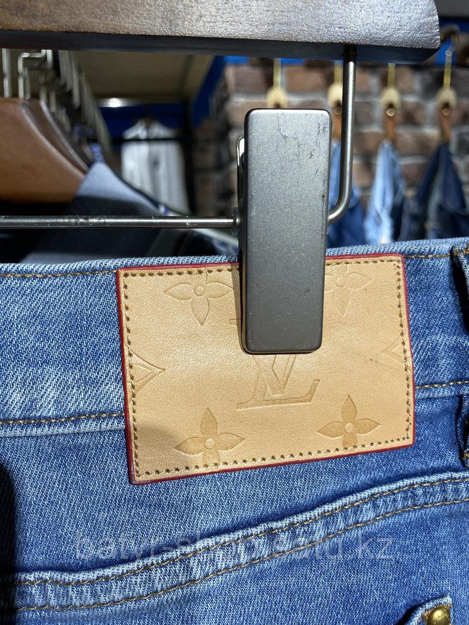 Джинсы Louis Vuitton (0064) - фото 5