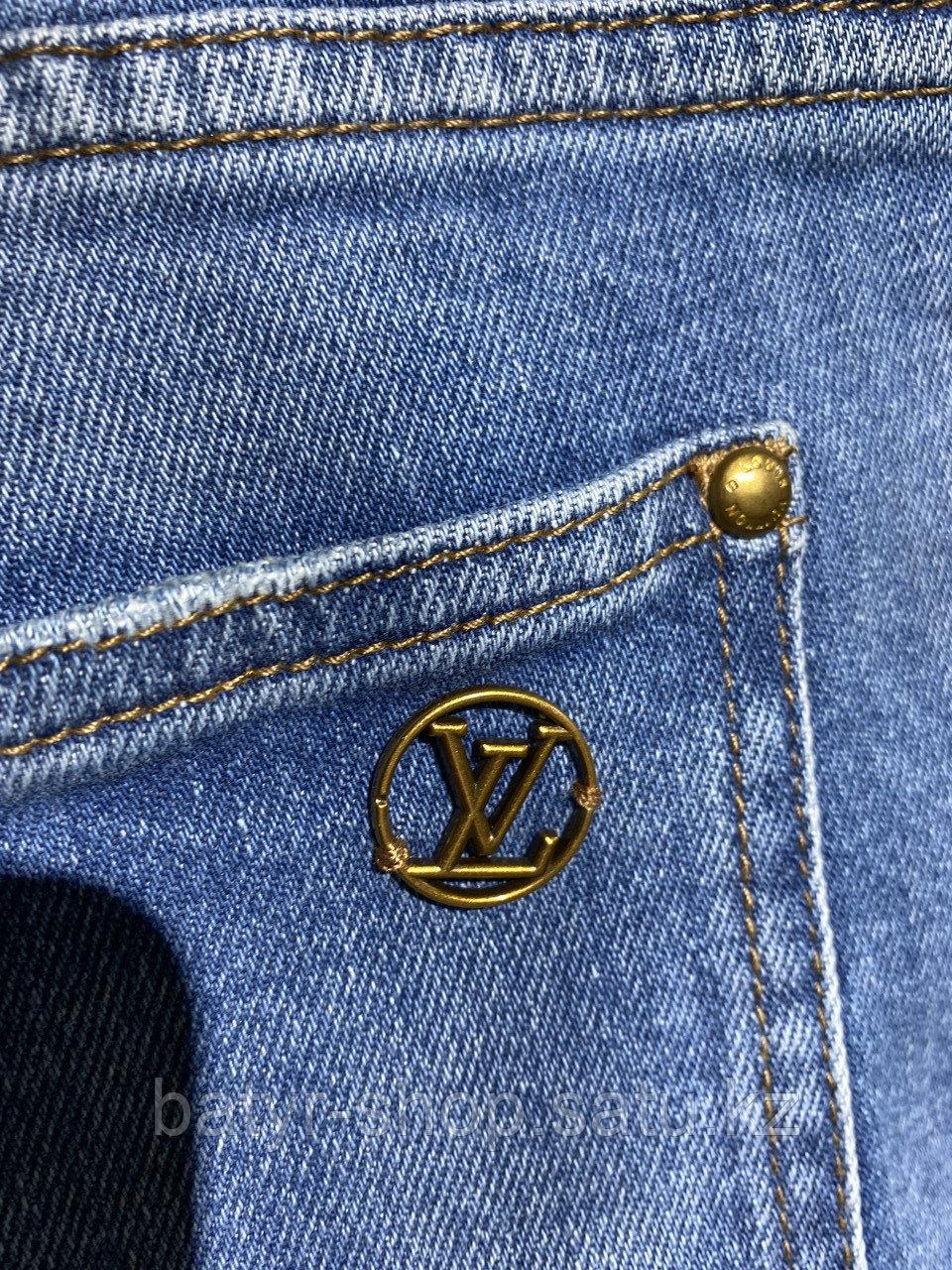 Джинсы Louis Vuitton (0064) - фото 6