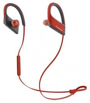 Наушники-вкладыши беспроводные Panasonic RP-BTS30GC-R ВТ (красный) - фото 1