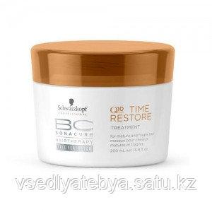 Schwarzkopf Professional Питательная маска для длинных волос Возрождение Q10+ BC Time Restore, 750 мл.