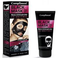 Compliment Black Mask Маска-пленка глубокое очищение