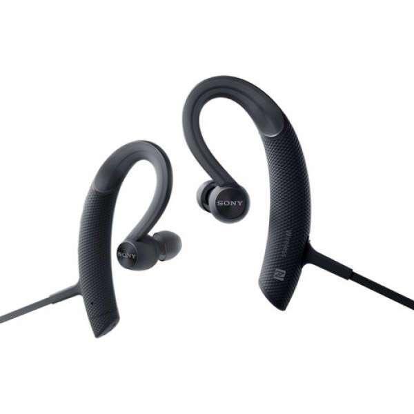 Наушники-вкладыши беспроводные Sony MDRXB80BSB.E (черный)