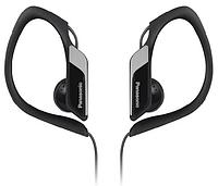 Наушники-вкладыши проводные Panasonic RP-HS34E-K (черный)