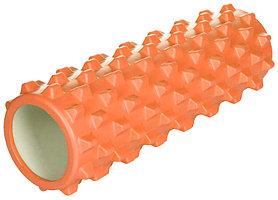 Ролик массажный Atemi, AMR03O, 33x14см, EVA, оранжевый