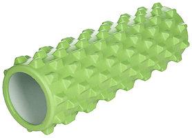 Ролик массажный Atemi, AMR03GN, 33x14см, EVA, зелёный