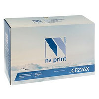 Картридж NV PRINT CF226X для HP LaserJet Pro M402/M426 (9000k), черный