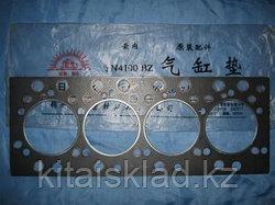 Прокладка ГБЦ 4100QBZL