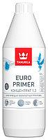 EURO PRIMER, 1 л. Укрепляющая акрилатная грунтовка