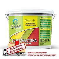 Клей акриловый SUPERМАСТИКА 3.5 кг