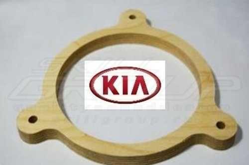 Кольца 16см Kia Rio перед