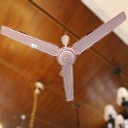 Вентилятор Белый 3-ой Простой