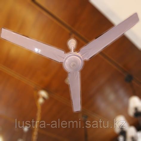 Вентилятор Белый 3-ой Простой, фото 2