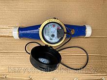 Счетчик с импульсиным расходомером 32 мм (1 1/4 дюйма) с пульсатором