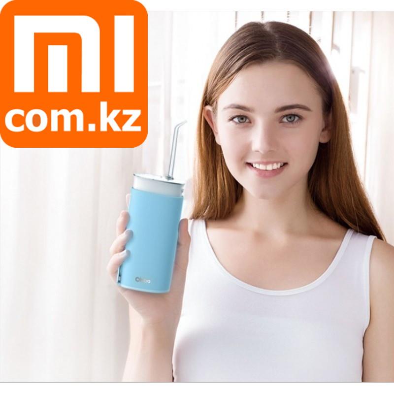 Ирригатор для полости рта складной портативный Xiaomi Mi Olybo Telescopic Portable Teeth Cleaner WL8