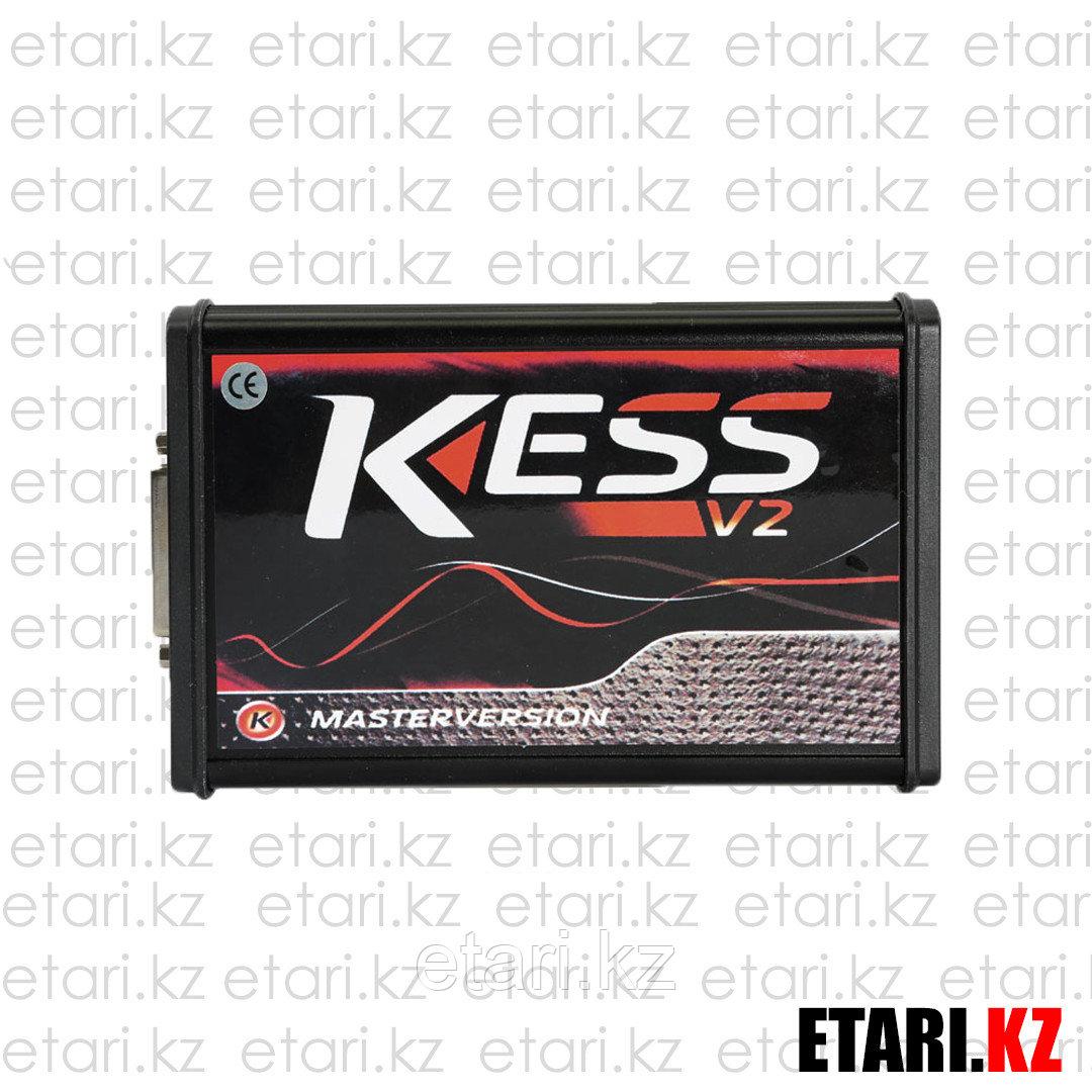 Программатор для чип-тюнинга KESS v2