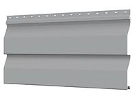 Металлосайдинг 226 мм RAL 7004 глянец Корабельный брус  Цена 850 тенге при заказе свыше 50 п.м