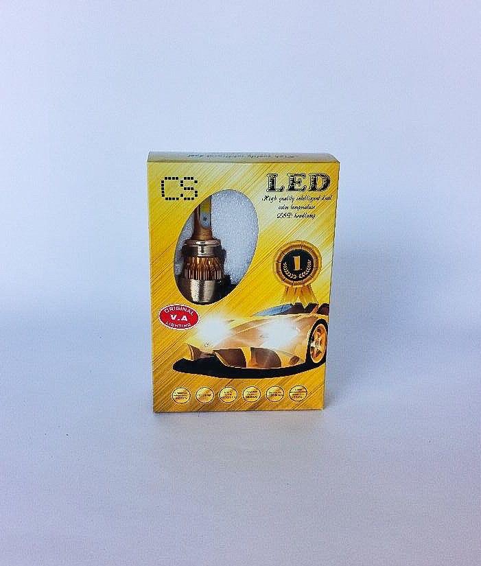 Лампочки LED