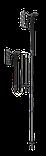 MICRO VARIO CARBON BLACK SERIES треккинговые палки  3-х секционныe LEKI  (Германия), фото 4