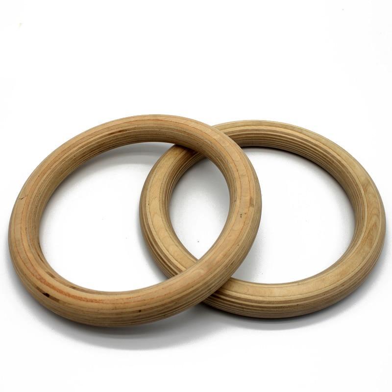 Гимнатика Кольцо деревянное 90637