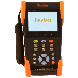Tezter TIP-3.5 (ver.2) тестер для аналоговых и сетевых систем видеонаблюдения