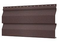 Металлосайдинг 226 мм RAL 8017 Матовый Корабельный брус Цена 1265 тенге при заказе свыше 50 п.м