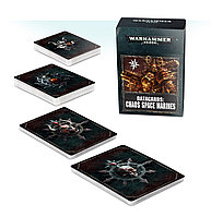 Chaos Space Marines: Datacards (Космодесант Хаоса: Датакарты) (Eng)
