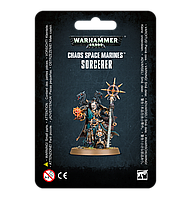 Chaos Space Marines: Sorcerer (Космодесант Хаоса: Колдун)