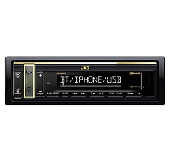 Автомагнитола JVC KD-X368BT