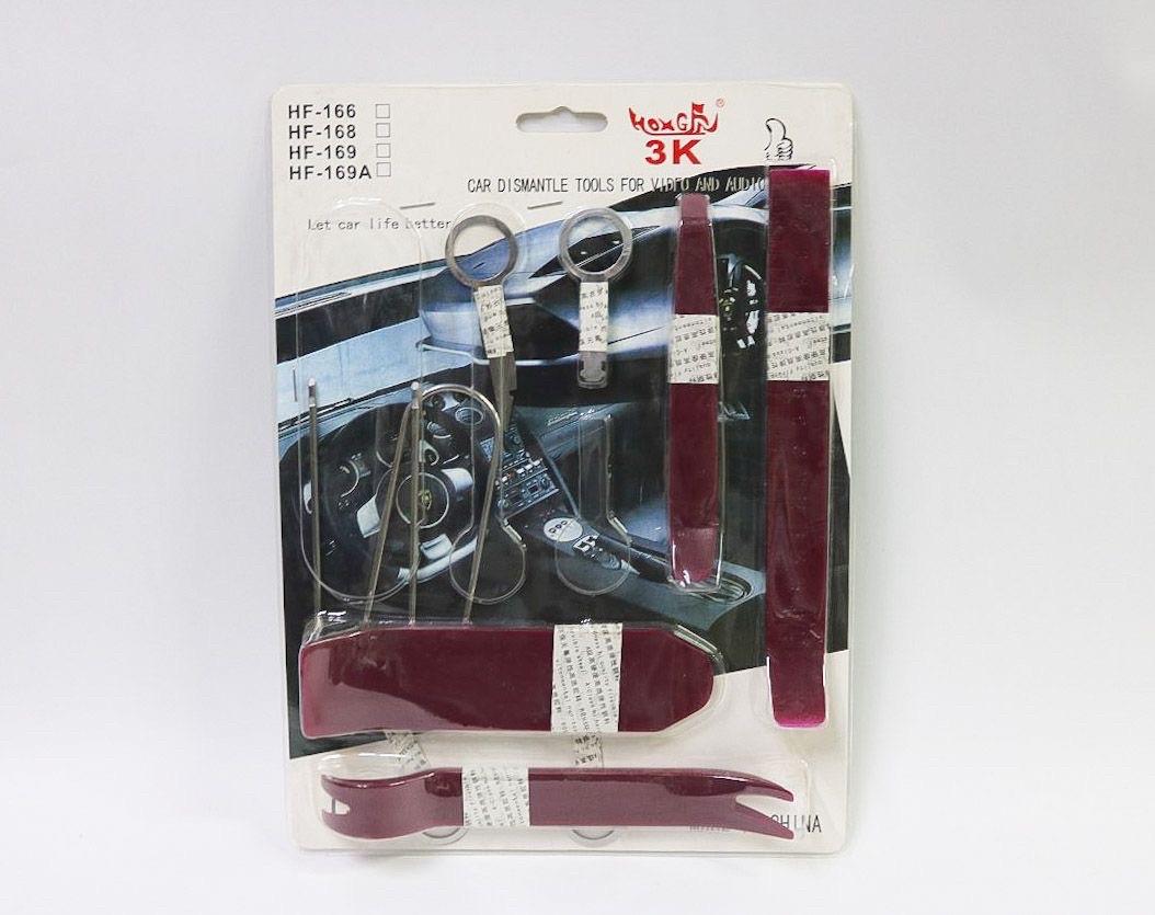 Набор инструментов съёмники для авто