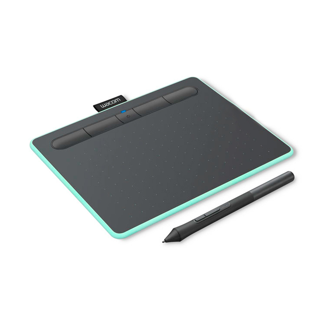 Графический планшет Wacom Intuos Medium Bluetooth (CTL-6100WLE-N) Зелёный