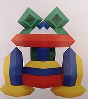 Детская логическая пирамида