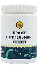 Драже Антигельминт с полынью, 45гр