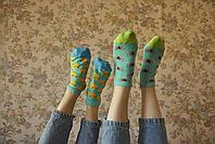 Носки. FRIDAY SOCKS. Носки. Немного уточек (короткие), фото 3