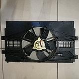 Диффузор радиатора охлаждения в сборе MITSUBISHI LANCER CY1A, CY2A, LUZAR, фото 2