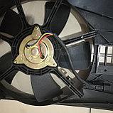Диффузор радиатора охлаждения в сборе MITSUBISHI LANCER CY1A, CY2A, LUZAR, фото 3