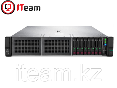 Сервер HP DL385 Gen10 2U/1x AMD EPYC 72623,2GHz/16Gb/no HDD