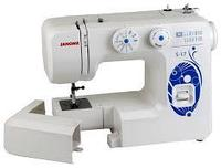 Швейная машинка Janome S-17, фото 1
