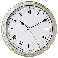 Настенные часы ВИСШАН бежевый 30 см ИКЕА, IKEA