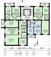 1 ком в ЖК «The House». 39.19 м², фото 1